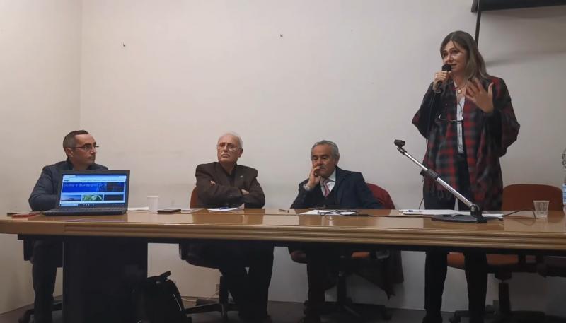On. Francesca Donato, intervento a Ragusa – confronto con gli agronomi del territorio ibleo.