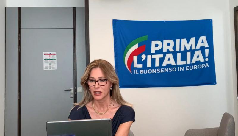 On. Francesca Donato – intervento al meeting della Confederazione Italiana Agricoltori