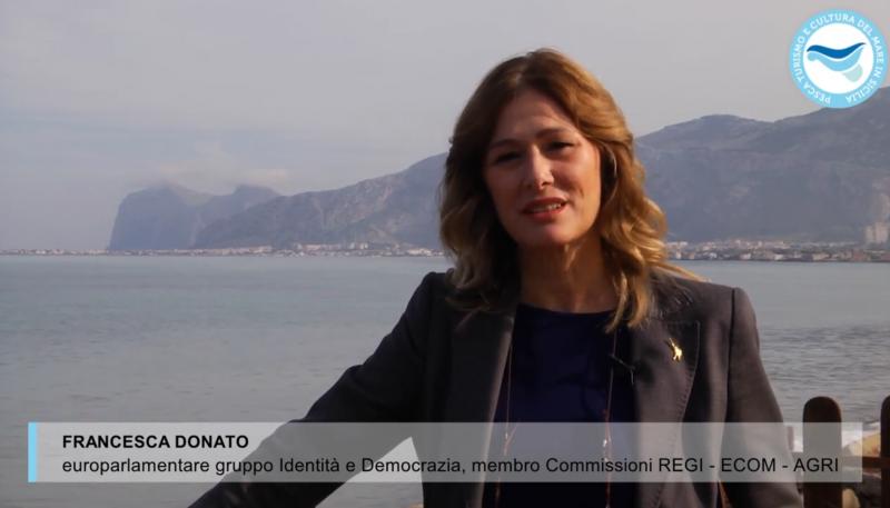 "On. Francesca Donato – ""Progetto BYTHOS""  Interreg Italia – Malta"