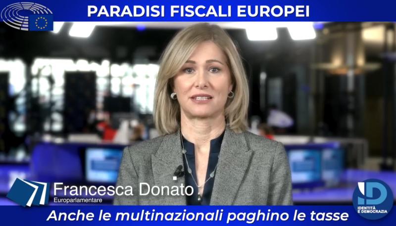 Paradisi Fiscali Europei
