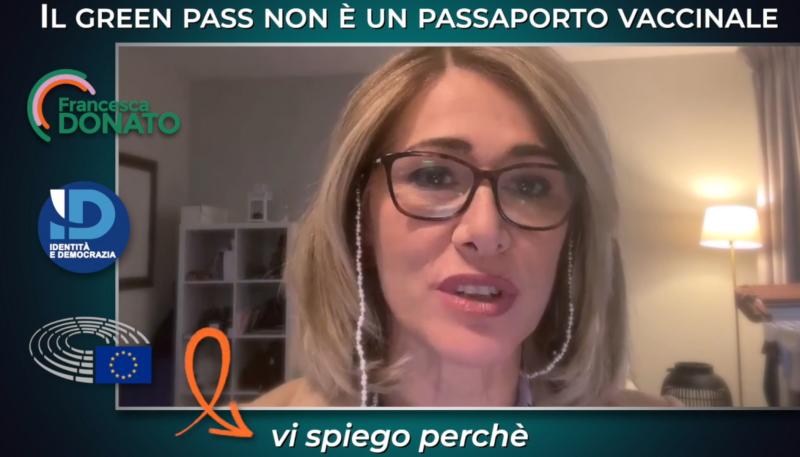 Il Green Pass Europeo vi spiego perchè non è un passaporto vaccinale